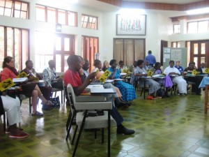 Photo of Training Seminar