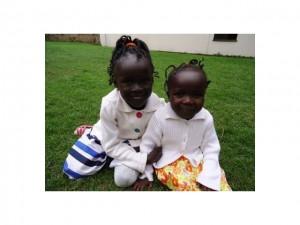 Photo of Naomi and Faith