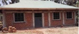 Building works in Kisumu
