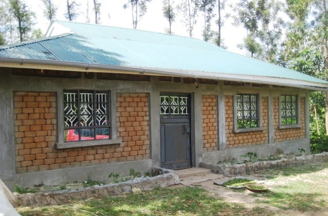Photo of REAP Visitors Centre at Kajulu