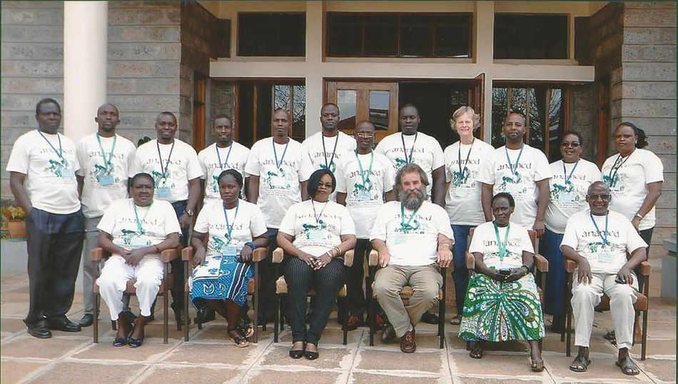 Photo of Natural Meds seminar participants Oct 2017