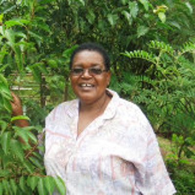 Photo of Rosalia with a Prunus Africana