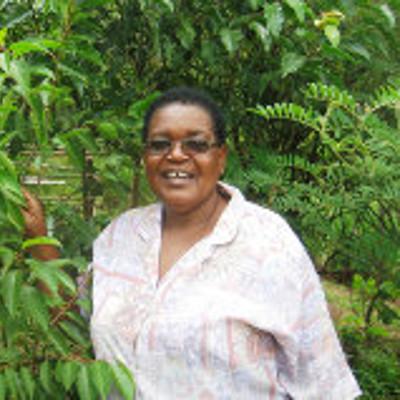 Photo of Rosalia with a Prunus Africana
