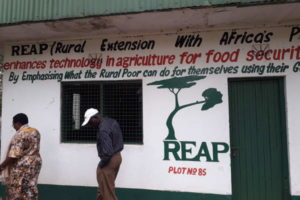 Photo of REAP Office